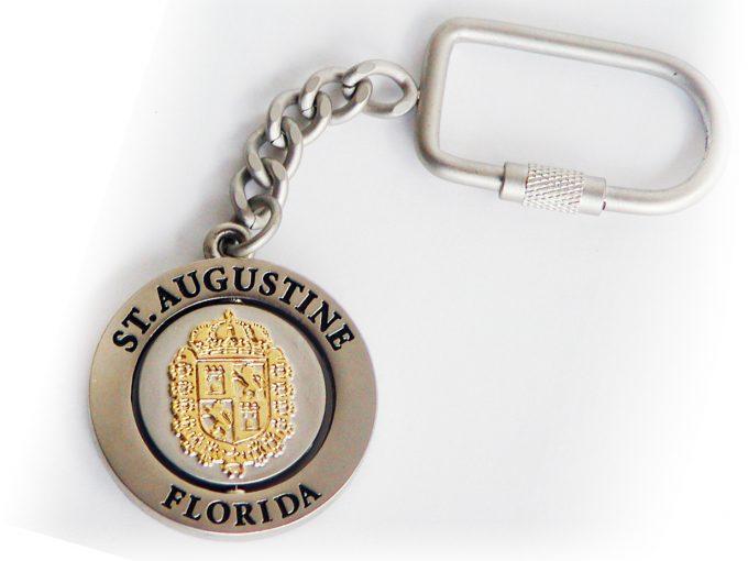 Souvenir Key ring Lighthouse, Crest