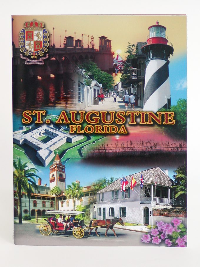 Souvenir Guide to St. Augustine
