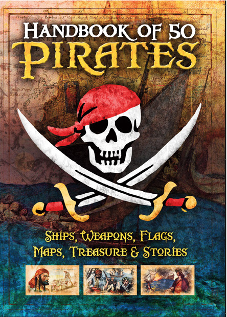 Handbook of Fifty Pirates